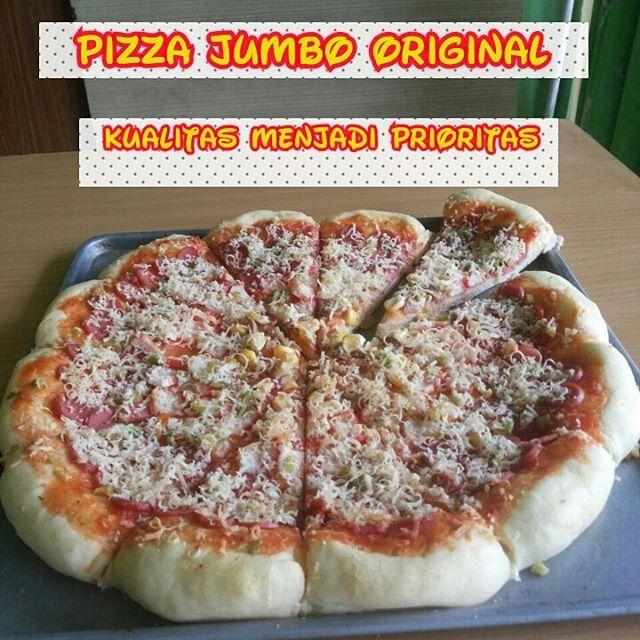 Pizza Jumbo Original